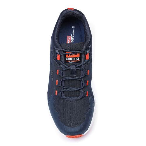 Jump 26402 Lacivert - Turuncu Erkek Spor Ayakkabı