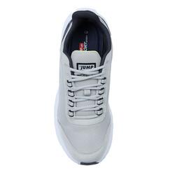 Jump 26446 Açık Gri - Lacivert - Neon Yeşil Erkek Spor Ayakkabı - Thumbnail