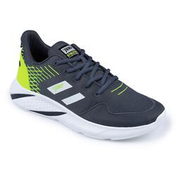 Jump 26468 Lacivert - Neon Yeşil Erkek Spor Ayakkabı - Thumbnail