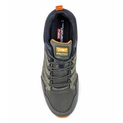 Jump 26486 Haki - Siyah - Turuncu Erkek Spor Ayakkabı - Thumbnail