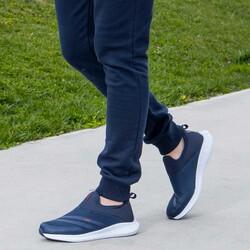 Jump 26499 Lacivert - Kırmızı Erkek Spor Ayakkabı - Thumbnail