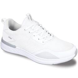 Jump - Jump 26502 Beyaz - Açık Gri Erkek Spor Ayakkabı