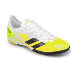 Jump - Jump 26520 Beyaz - Neon Sarı Erkek Krampon (1)