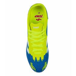 Jump 26520 Neon Yeşil - Royal Mavi Erkek Krampon - Thumbnail