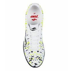 Jump 26522 Beyaz - Siyah - Neon Yeşil Erkek Krampon - Thumbnail