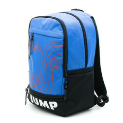 Jump OUTLET - Jump C1057 Saks Mavi Sırt Çantası (1)