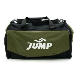 Jump OUTLET - Jump C1105 Haki Büyük Boy Spor Çanta