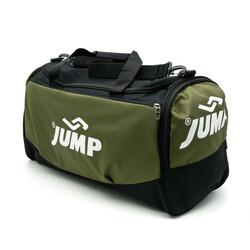 Jump OUTLET - Jump C1105 Haki Büyük Boy Spor Çanta (1)